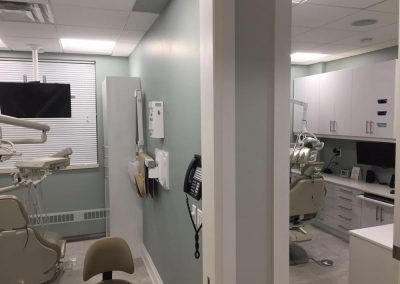 Dental Office Clinic Construction