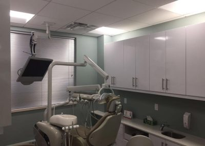 Dental Office Clinic Design Construction