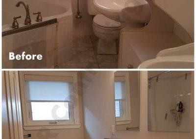 Bathroom Renovatoin Etobicoke