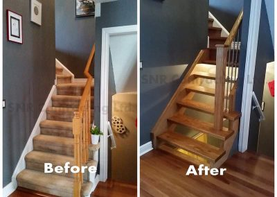 Stairs Finishing