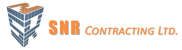 SNR Contracting Logo