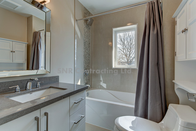 Bathroom Renovation Construction Richmond Hill SNR Contracting Inspiration Bathroom Remodeling Richmond Set